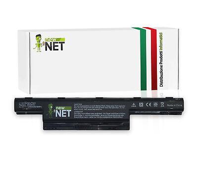 Batería De 5200mAh Compatible Con Acer Aspire 5742-7551 5742-7225 5742G-7200