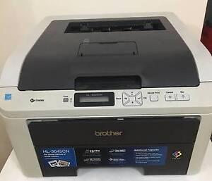 BROTHER HL3045CN Networkable Colour Laser Printer Eastlakes Botany Bay Area Preview