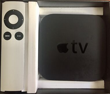 Apple TV (3rd Generation) 2012. Great Condition. $100 negotiable