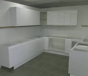 Flat pack kitchen and laundry cabinets Moorabbin Kingston Area Preview