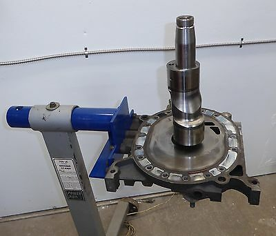 Mazda 12A, 13B, RX-7, RX-8 Rotary Engine Stand Adapter