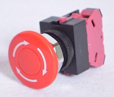 Idec Emergency Stop Push Button Avw401r