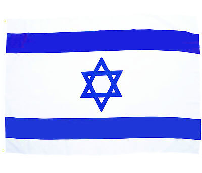 Fahne Israel 90 x 150 cm israelische Flagge Nationalflagge