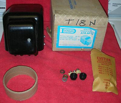 Oil Burner Ignition Transformer Dongan A 10sp10 10000 V 22 Ma Original Box