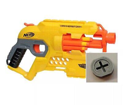 FOR Nerf Hammerstorm AlphaStrike Blaster 3D Print Spring Spacer Revolver Pistol