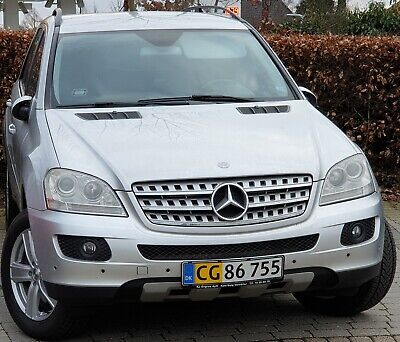 Mercedes ML320 3,0 CDi aut. 4-M 5d