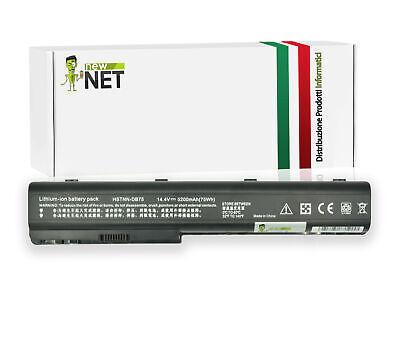 Batteria da 5200mAh compatibile con HP Pavilion dv7-3157ca dv7-3155el dv7-3160eb