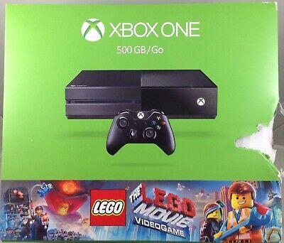 Xbox One 500GB Console - The LEGO Movie Videogame Bundle (Damaged Box)