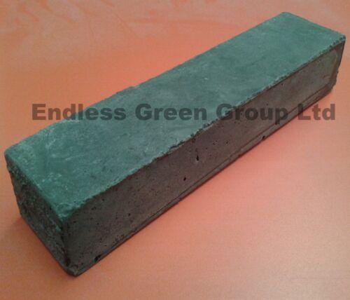 Endlessgreen-EMERY-GREY-BUFFING-BAR-Aluminium-oxide-polishing-bar-700g