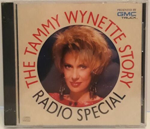 TAMMY WYNETTE RADIO SPECIAL CD-SEALED-RECORDED IN 1990
