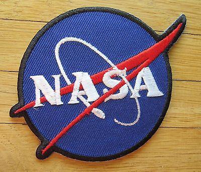 Aufnäher / Aufbügler/ Patch: NASA - Logo D- Rar!