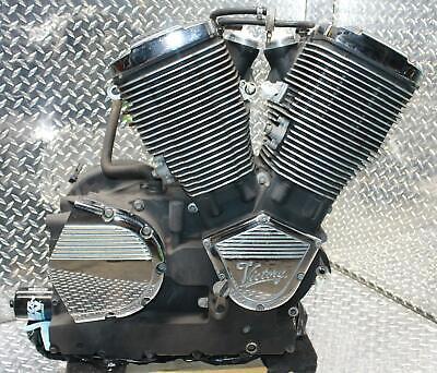 2002 Victory V92 Engine Motor Transmission