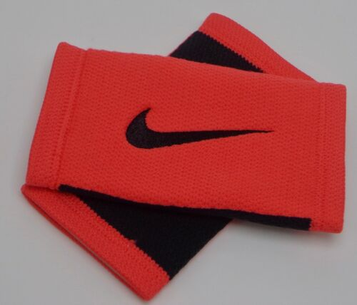 Nike DRI-FIT Stealth DoubleWide Wristbands Bright Crimson/Black Men