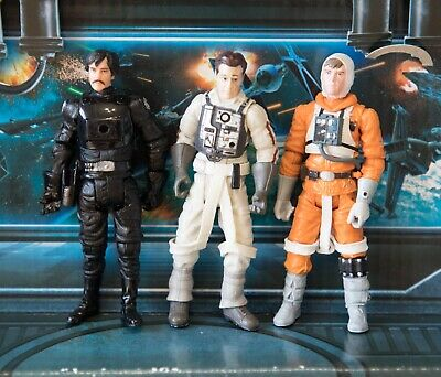 STAR WARS FIGURE 2008 LEGACY COLLECTION REBEL PILOT LOT BUNDLE