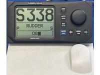 Simrad Robertson AP20 Autopilot Control Unit; Fully Tested, Good Condition!