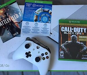 Xbox one 500 gb 2 months old