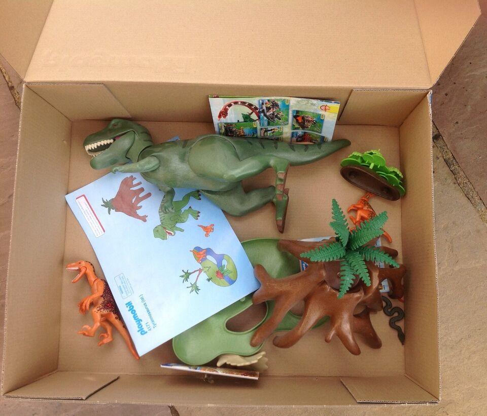 Playmobil 4171 T-Rex und Veloceraptor Dinosaurier in Neunkirchen