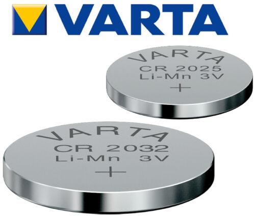 Varta CR2025 CR2032 Knopfzellen Industrie Ware MHD bis 2028 Batterie Knopfzelle