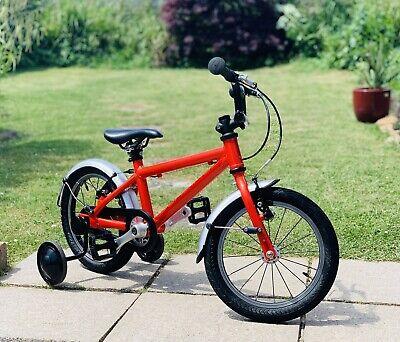 Islabikes Cnoc 14 Red Kids Bike Age 3+