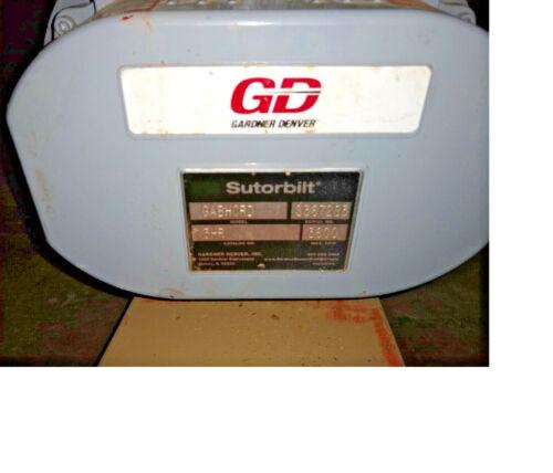 SUTORBILT GABHCRD, 3HR, 3600 RPM BLOWER
