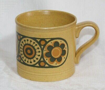Vintage 'Bacchus' Staffordshire Ironstone Mug by Kiln Craft