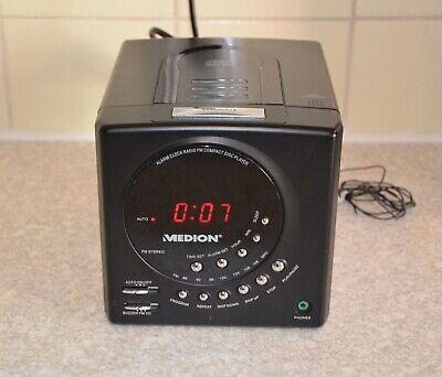 Medion CD-Uhrenradio MD 42449 gebraucht kaufen  Berlin