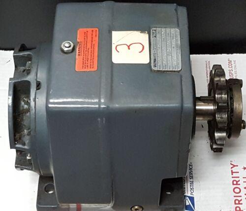 ULTRAMITE (FALK) 06UCBN2A25.A1A Gearbox Speed Reducer, Ratio 25.25, M.F 56C