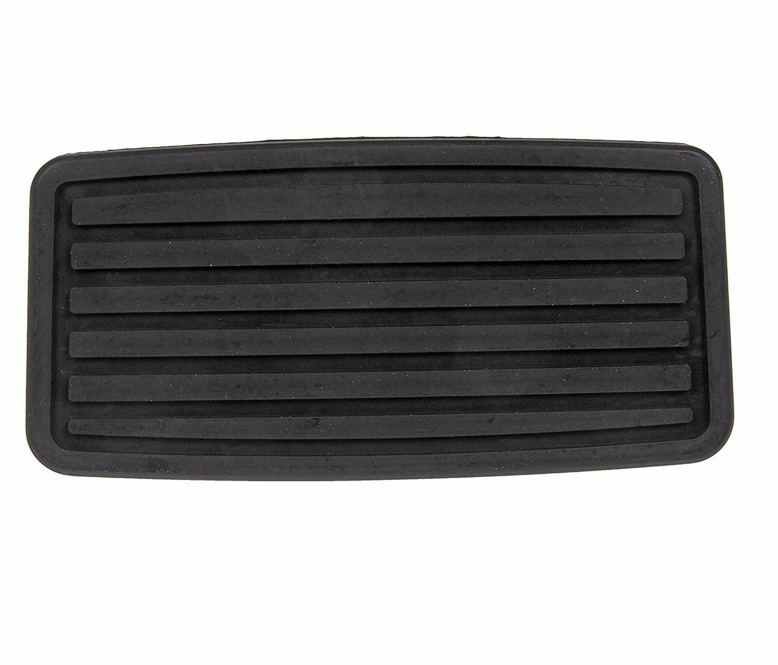 Direct Replacement Oem Brake Pedal Cover Tough Rubber Pad