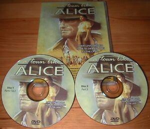 A Town Like Alice 1981 Miniseries Bryan Brown Helen Morse DVD
