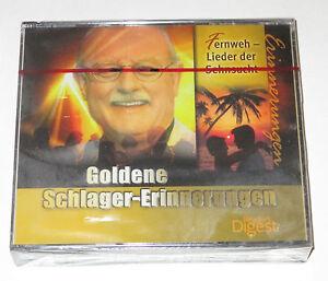 3 CD BOX/SEALED NEU NEW/GOLDENE SCHLAGER ERINNERUNGEN/Reader`s Digest GCE 059090