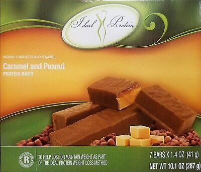 Ideal Protein Caramel And Peanut Bar
