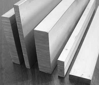 75mm x 5.0mm Stainless Steel Flat Bar 304 Grade - 9 Popular Lengths Saw Cut