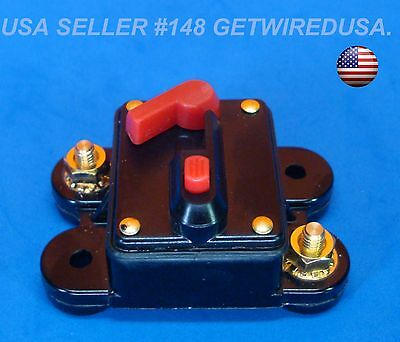 12-VOLT BATTERY ISOLATOR ON & OFF KILL SWITCH. BOAT RV ATV CAR TRUCK DUAL MARINE