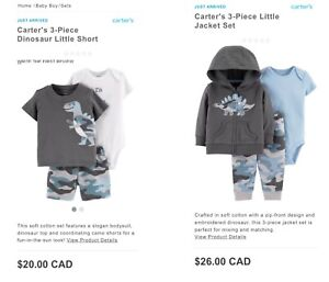 Brand new Carters Lot (9M)