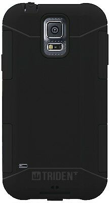 Trident Holder Aegis for Samsung Galaxy S5 - AG-SSGXS5-BK000 - Black