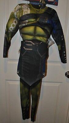 Hulk Halloween (Halloween Rubie's Costume Marvel Thor Ragnarok Hulk Size 7-8)