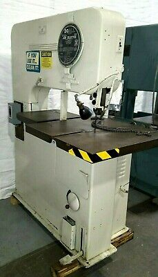 Doall 36 Inch Combi Band Saw With Table Puller Metal Bandsaw 220v Heavy Duty