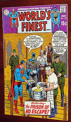 World's Finest #192 Superman Batman