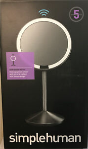 Simple Human Mini Sensor Travel Mirror