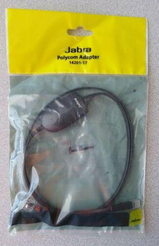 NEW Jabra Polycom Adapter 14201-17 Electronic Hook Switch Adapter