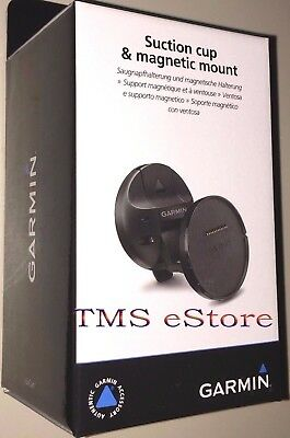 Garmin nuviCam dezlCam LM LMT LMTHD Suction Cup with Magnetic Mount GPS G1236000