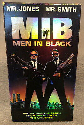 Men In Black (VHS, 1997) -
