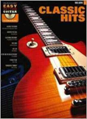 Easy Rhythm Guitar Volume 2: Classic Hits, New, Bennett, Joe Book Easy Rhythm Guitar Books