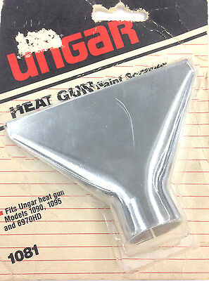 New Ungar 1081 Paint Scraper Heat Gun Attachment