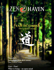 Zen Haven discussion groups Brisbane City Brisbane North West Preview