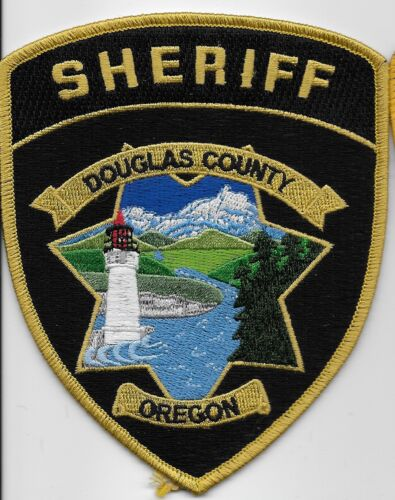 Lighthouse Douglas County Sheriff State Oregon OR Scenic