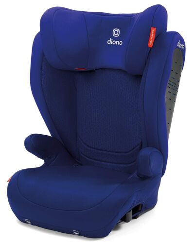 Diono Monterey 4DXT 2 in 1 Expandable Child Safety Booster Car Seat Blue New