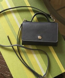 Mini crossbody leather purse New