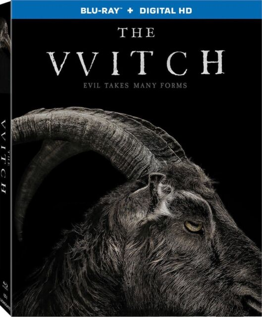 THE WITCH (Kate Dickie) - BLU RAY - Region A - Sealed