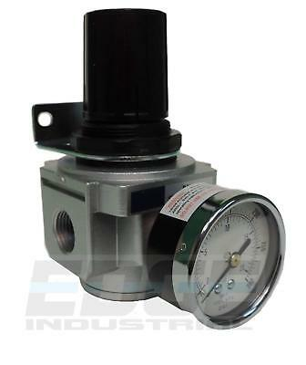Air In Line Pressure Regulator 250 Psi Heavy Duty For Air Compressors 12 Npt